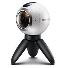 SAMSUNG GALAXY GEAR 360 ACTION CAMCORDER BLUETOOTH VR CAMERA WHITE SM-C200