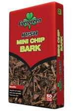 100 Litres mini Chip Bark 2 X 50L Bags Landscape Bark Perfect For Boarders
