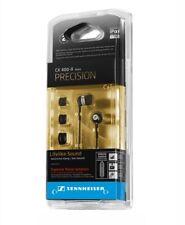 Sennheiser CX 400-II Precision In-Ear écouteurs Casque-Noir-Free p&p