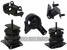 1998-2002 Honda Accord V6 3.0L Engine Motor&Transmission Mount Kit (No Vacuum)