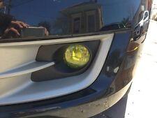 2011-2013 Mazda 6 Yellow Fog light JDM TINT PreCut Vinyl Film Overlays