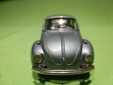 MEBETOYS A70 VW VOLKSWAGEN KAFER 1303 - LIGHT BLUE METALLIC - 1:43 - GOOD