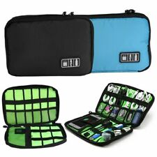 Waterproof Electronic Accessories Storage USB Cable Organizer Bag Travel Case US