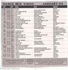 Promo only video Simply Red BEYONCE Sting HADDAWAY Madonna ERASURE Alice Deejay
