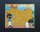 """SCHOOL HOUSE ROCK. """"VERB""""  Animation Production Cel. Hand Painted Cell"""