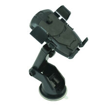 Black Universal Car Windshield Suction Cup Mount Holder Stand for Cell Phone