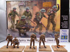 Master Box 3585 1/35 scale already built and hand-painted 5 figures