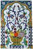 Fliesenbild Keramikfliesen Orient Handbemalt Wandfliesen Mediterran Mosaik 06 19
