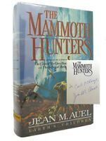 Jean M. Auel THE MAMMOTH HUNTERS Signed 1st 1st Edition 1st Printing