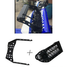 "Industries Universal UTV Head Light Handlebar Mount Bracket + 6"" LED Light Bar"