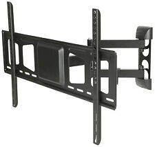 "Full Motion Cantilever TV Wall Bracket 32"" - 60"" Extend/Tilt/Swivel VESA LED LCD"
