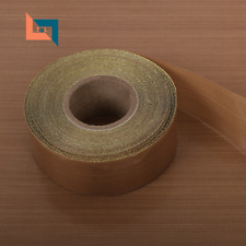 48mm*10m High Quality PTFE Coated Fiberglass  Adhesive Tape for vaccum sealer