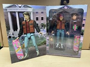 NECA Back To The Future Part 2 Ultimate Marty McFly 7″ Action Figure Model Toys