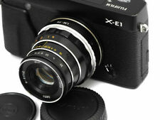 Soviet lenses Industar-61 L/D 53mm/f2,8 for Fuji FX mirrorles camera