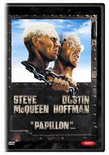 Papillon / Ppa Ppi Yong (1973) Steve McQueen, Dustin Hoffman DVD *NEW