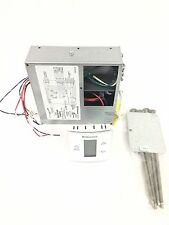 Dometic 3316232000 Capacitive LCD Touch Thermostat with Control Kit Polar White