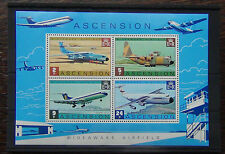 Ascension Island Stamp Sheets
