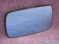 Genuine BMW E46 3 Series Wing Door Mirror Glass Blue Wide Angle Left Right MARKS