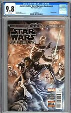 JOURNEY TO STAR WARS: THE FORCE AWAKENS SHATTERED EMPIRE (12/15) #4 - CGC 9.8