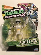 TMNT Dimension X Fugitoid 2012 2015 Nickelodeon New Sealed
