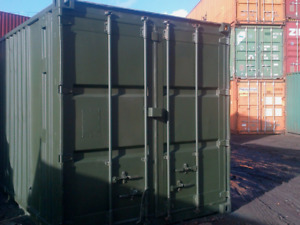 Steel Storage Container - 10ft - Low Cost Delivery Nationwide
