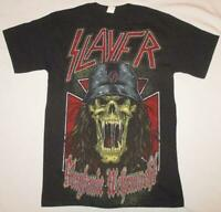 Slayer Wermacht Official T-Shirt Mens Small S Metal New