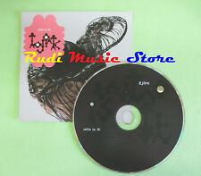 CD singolo Björk Who Is It PROMO EUROPE 2004 CARDSLEEVE no lp mc(S18)