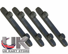 TonyKart / OTK / Senzo Pegged Axle Key Way 8mm x 34mm Pack of 4 UK KART STORE