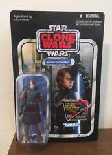 Star Wars Vintage Anakin Skywalker Clone Wars VC92 Figure Unpunched New