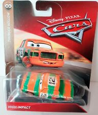 DISNEY PIXAR CARS 3 HIGH IMPACT TUNDER HOLLOW 12 MATTEL1:55 DIECAST COMBINE POST