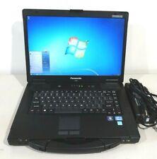 Panasonic ToughBook CF-52 Core i5-3360M 2.80GHz 4GB 640GB WiFi DVD/RW MK5 Win 7
