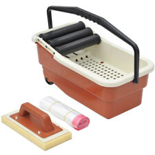 Raimondi Easy Grout Cleaning System with Handle, Sponge and bags