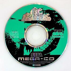 Sega Méga CD B.C.Racers Montre-Moi CD Core Design Pal