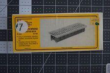 Micro Engineering Company 75-153 N SCALE DECK GIRDER BRIDGE 40' BALLASTED DECK