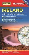 Philip's Ireland Road Map (Philips Road Map) - New Book Philip's Maps