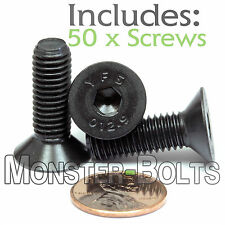 50 ea MS51960-66 Stainless Steel Countersunk Machine Screws