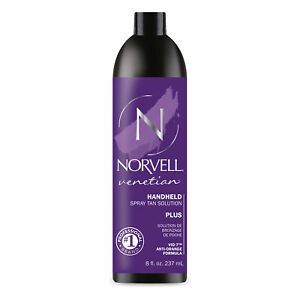 Norvell Venetian PLUS Spray Tan Solution - 8oz