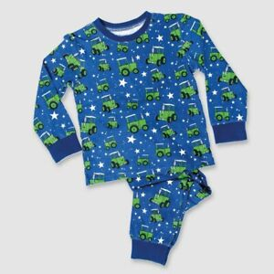 Tractor Ted Starry Night PJs - Blue (18m to 6/7yrs)