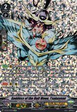 Cardfight Vanguard V-BT05-SP03EN Goddess of the Half Moon, Tsukuyomi SP + EXTRA!