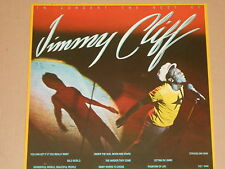 JIMMY CLIFF -In Concert - The Best Of- LP