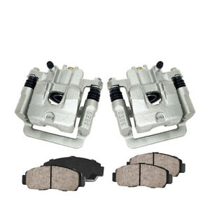 Rear OE Brake Calipers And Pads For Acura MDX Honda Pilot