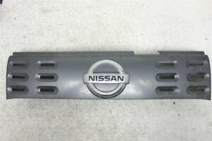 09 10 11 12 13 14 Nissan Cube Front Grille Grille 62070-1Fa0a Blue, Scratches