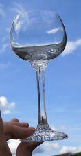 Villeroy et Boch - Verre à vin du rhin / rhomer en cristal, modèle Tulipe