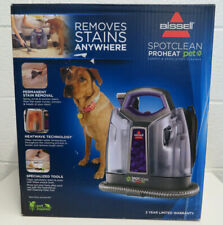 Bissell 2513W SpotClean ProHeat Pet carpet Portable Vacuum Cleaner NEW SEALED
