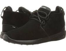 Globe Nepal Lyte Skate Shoes (8) Black / Black