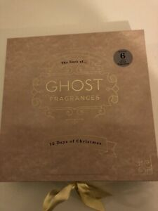 Ghost 12 Days Of Christmas  Advent Calendar New In Sealed Packaging
