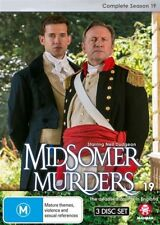 Midsomer Murders : Season 19 (DVD, 2018, 4-Disc Set) R4