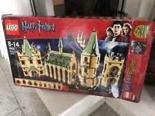 Lego HarryPotter 4842 Schloss Hogwarts OVP