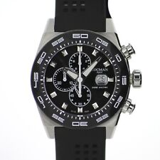 Locman Stealth Watch Man Cronograph 46 mm Quartz Titanium 0217V1-0KBKNKS2K