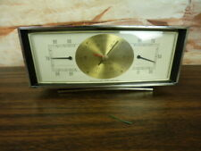 VINTAGE WEATHER BAROMETER HUMIDITY TEMPERATURE INSTRUMENT BY AIRGUIDE